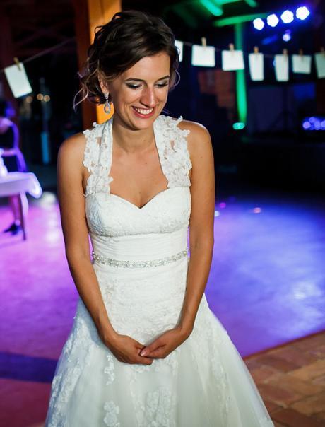 Svadobné šaty Dabra by Enzoani blue - Obrázok č. 2