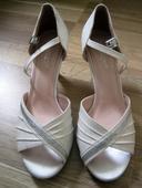 Svatební boty 39, 39