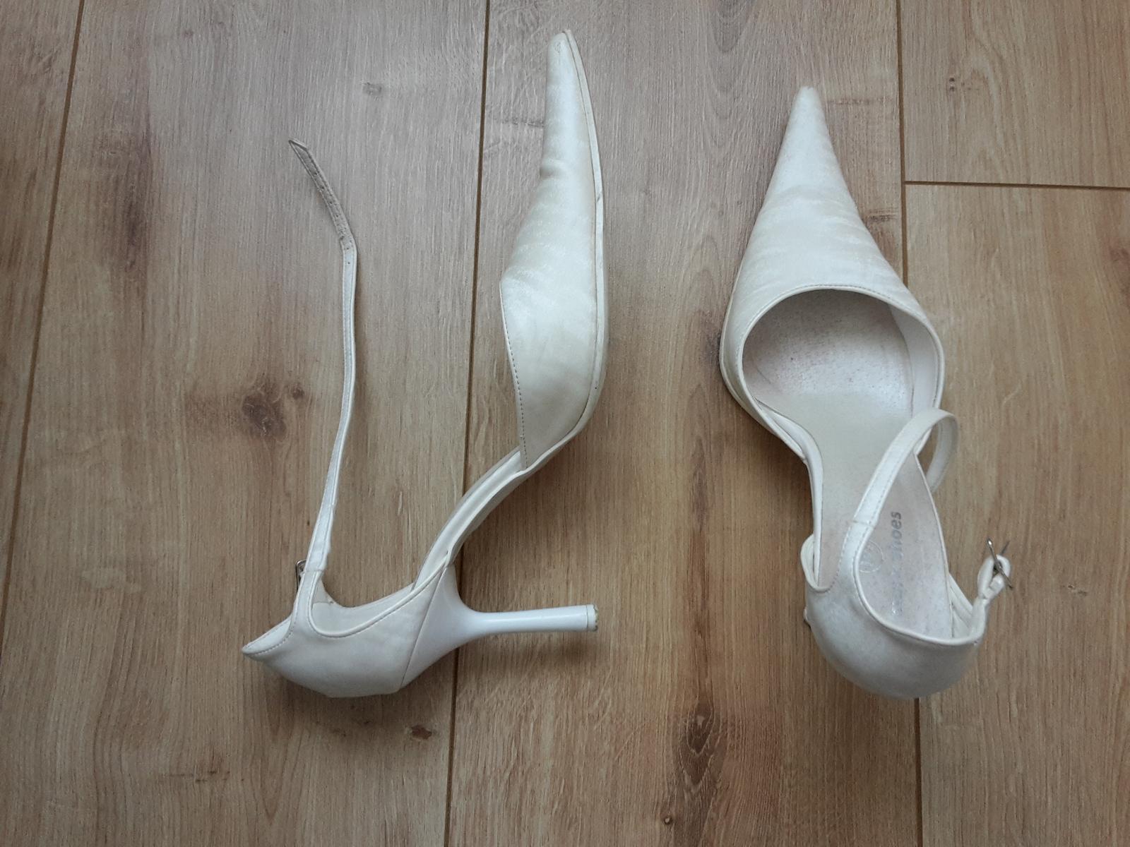 svadobné topánky Mark shoes - Obrázok č. 2