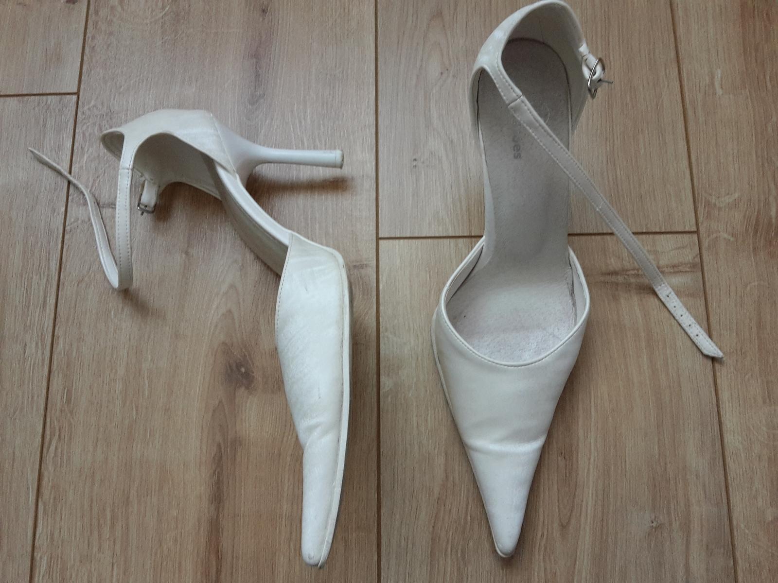 svadobné topánky Mark shoes - Obrázok č. 3