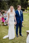 Svatební šaty od návrhářky Sandry Švédové, 34