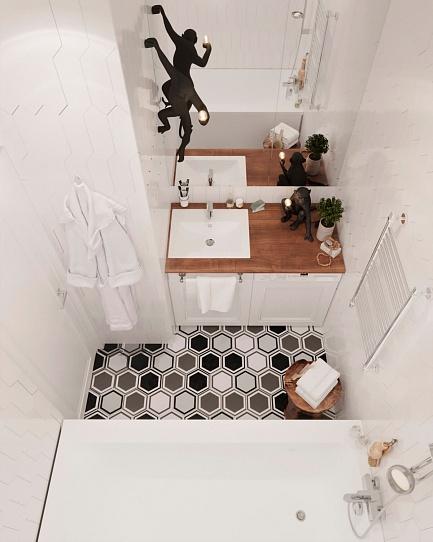 Malá koupelna - není problém - Obrázek č. 5