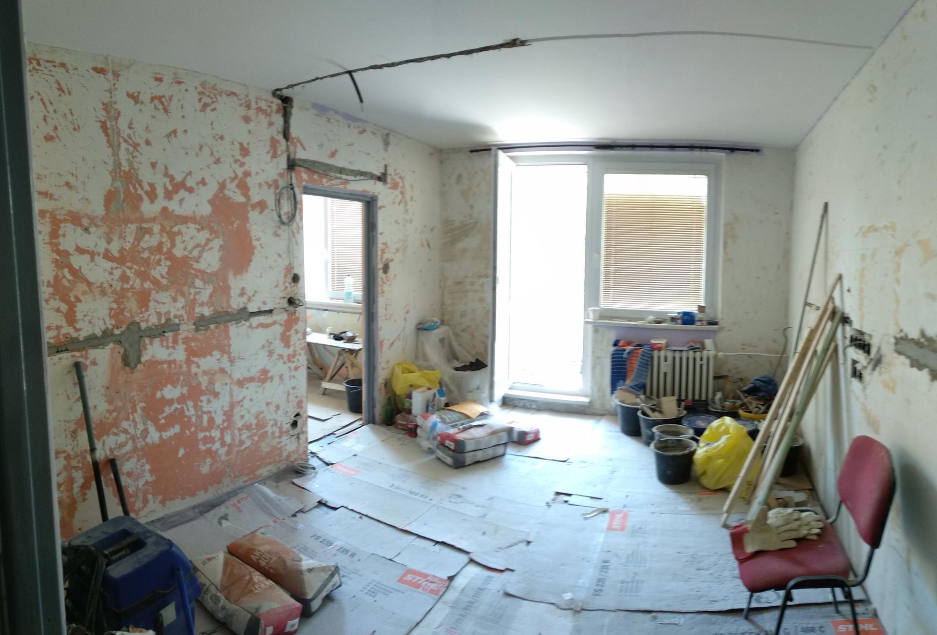 Náš první byt 3+1 do rozjezdu - Obrázek č. 8
