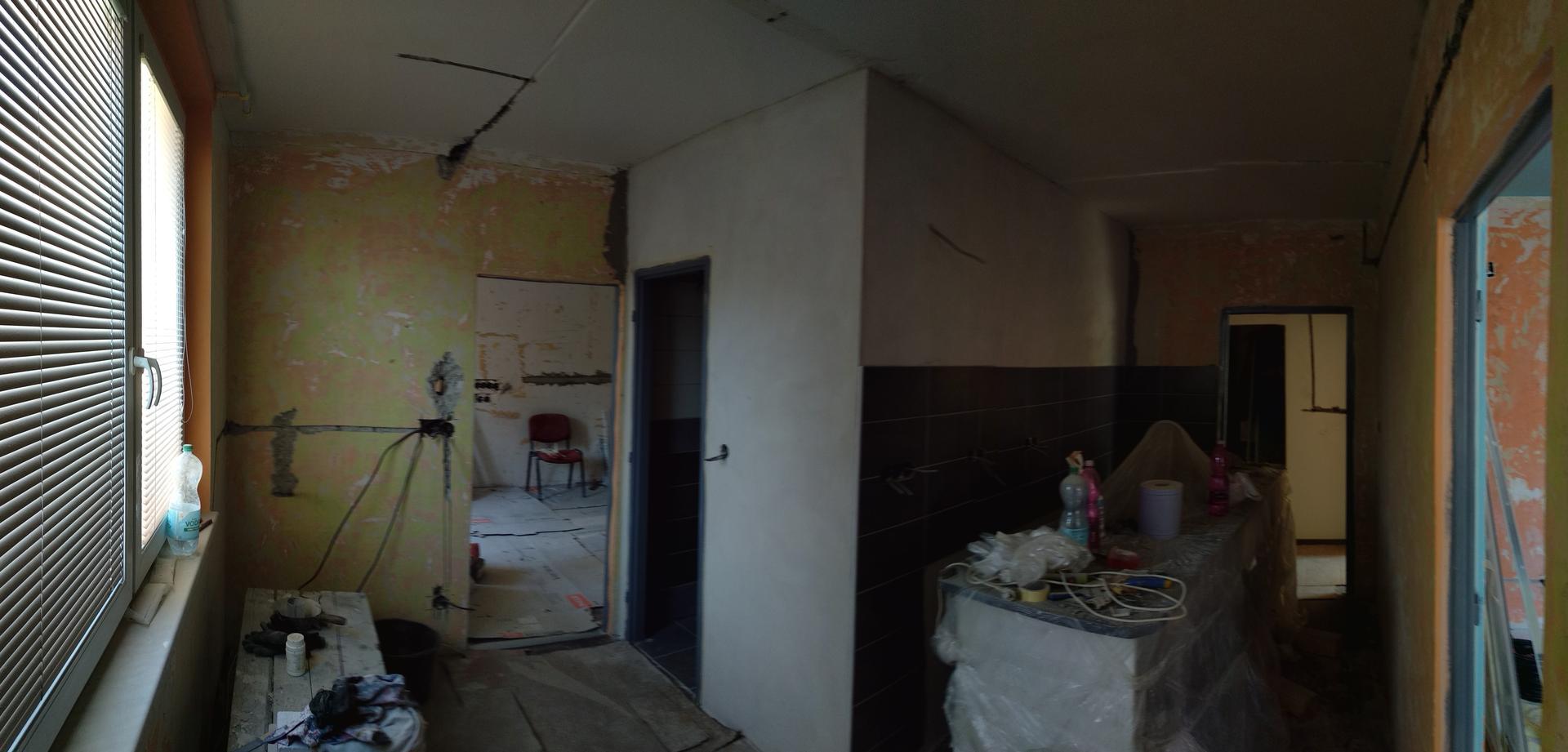 Náš první byt 3+1 do rozjezdu - Obrázek č. 17