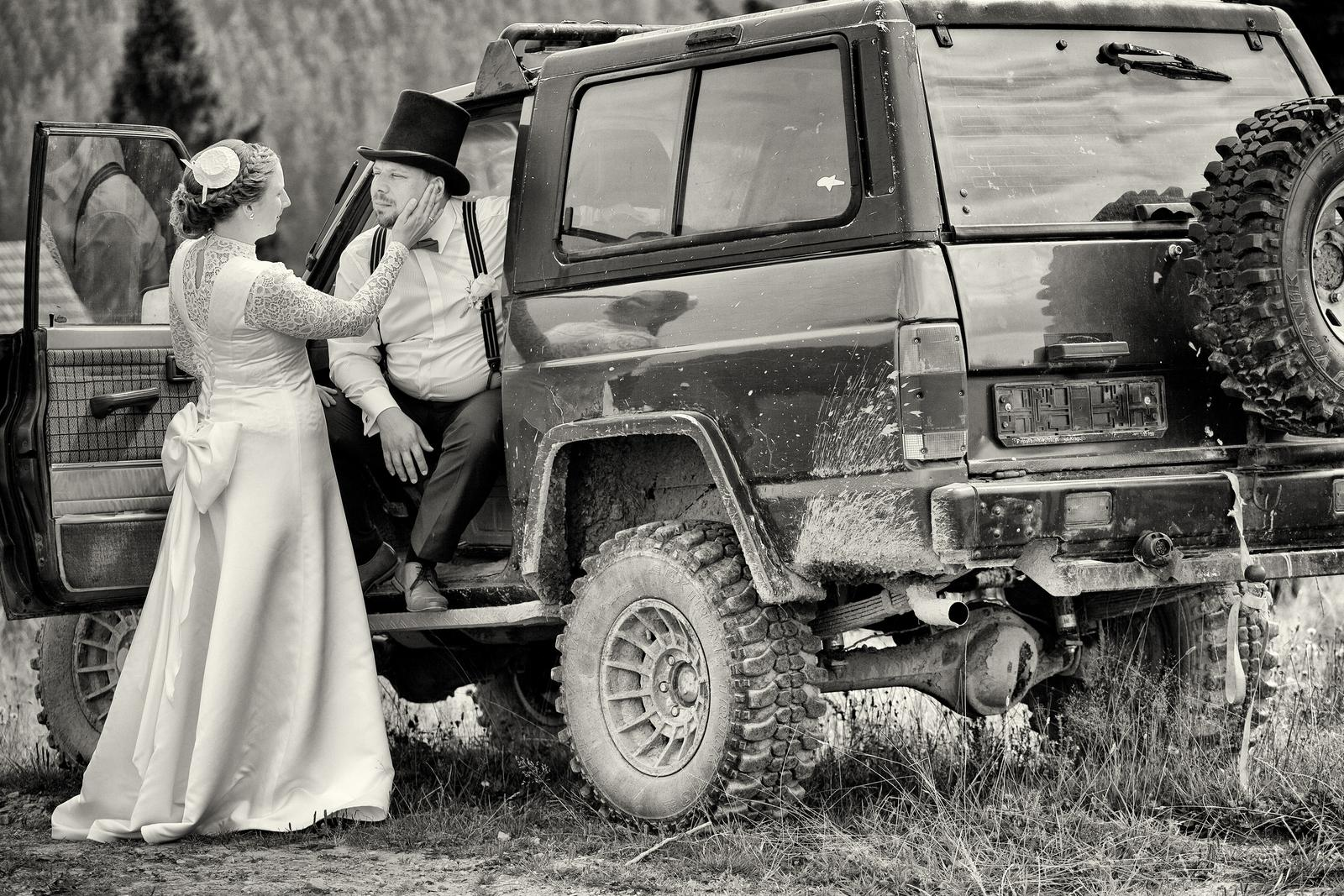 Naša Oravská svadba :-) - Obrázok č. 1