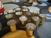 Malé svícínky na čajovou svíčku,