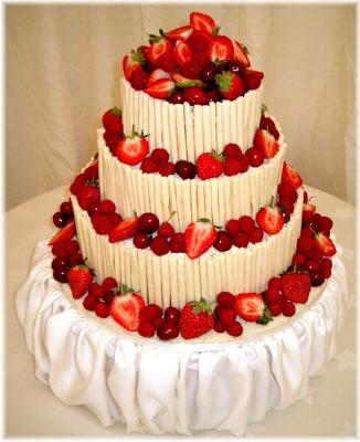 Suz+Sam - Chceli by sme ovocnu tortu..aby nam aj velmi chutila, tak hladame napady..