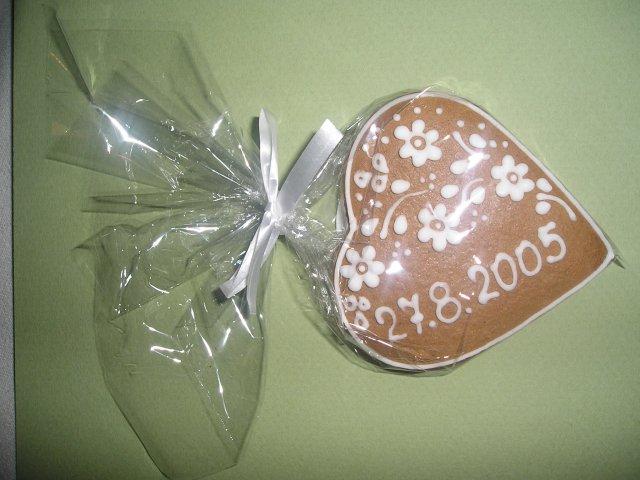 Suz+Sam - a objednali  taketo srdiecka ako svadobny darcek pre hosti