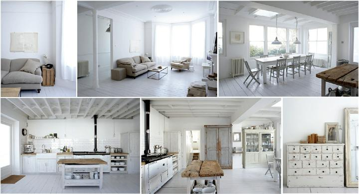 Drevo a biela v kuchyni - Obrázok č. 9