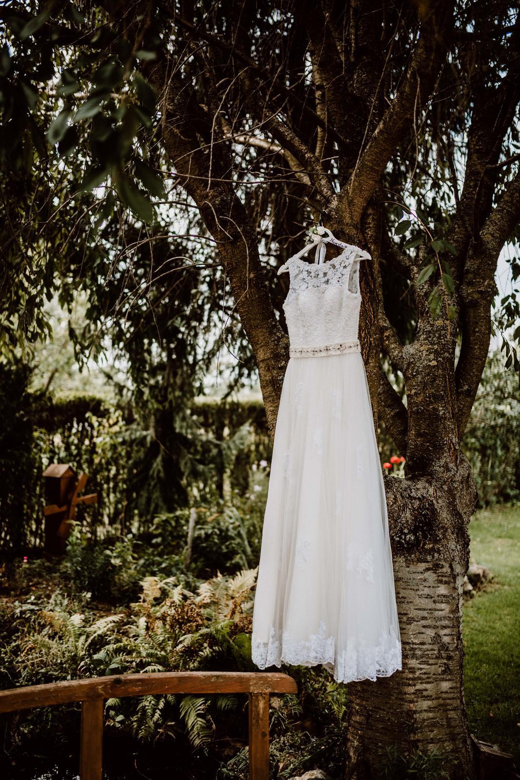 Svadobné šaty pre princeznú - Obrázok č. 2