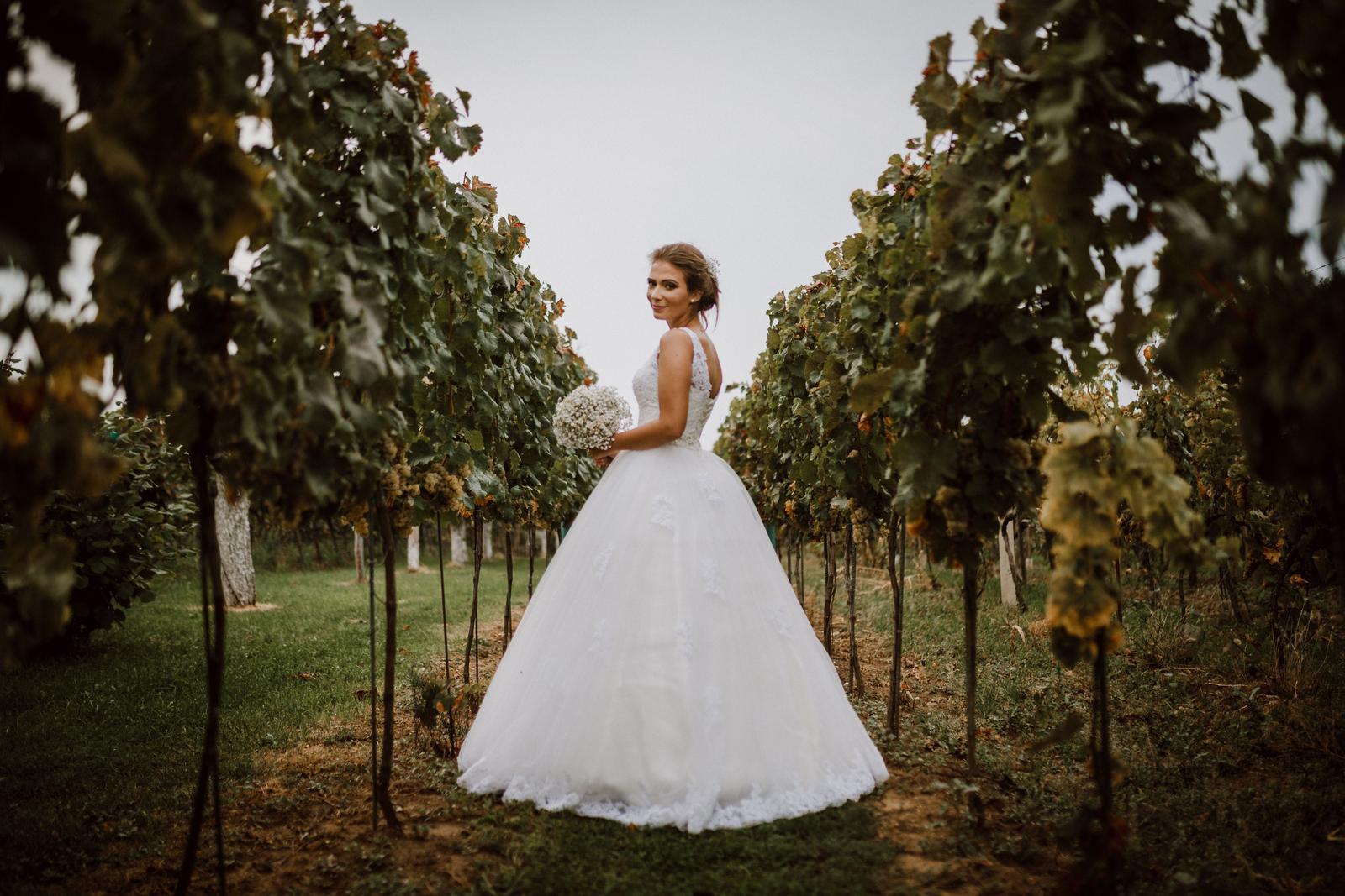 Svadobné šaty pre princeznú - Obrázok č. 1