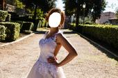 Svadobné šaty so setom pre ženícha., 36
