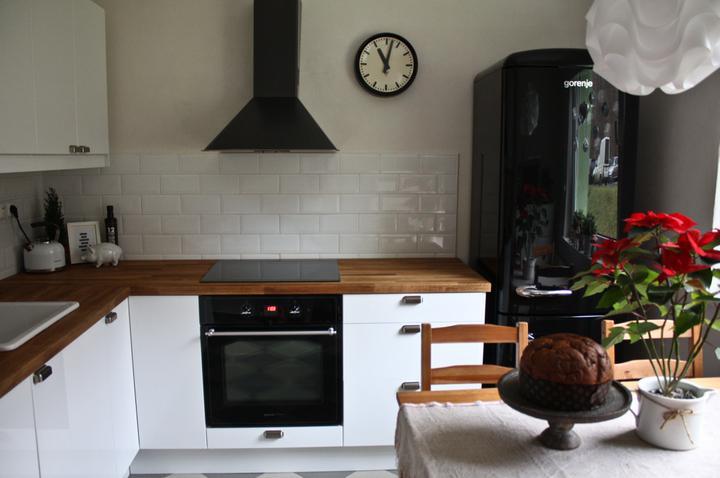 Hnízdo - Naše nová a zároveň vánoční kuchyně ..