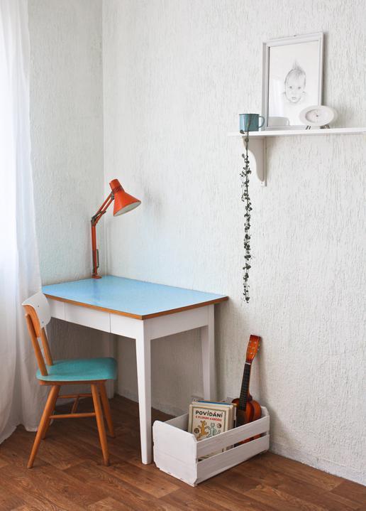 Hnízdo - Velký stůl pro velkého kluka :)