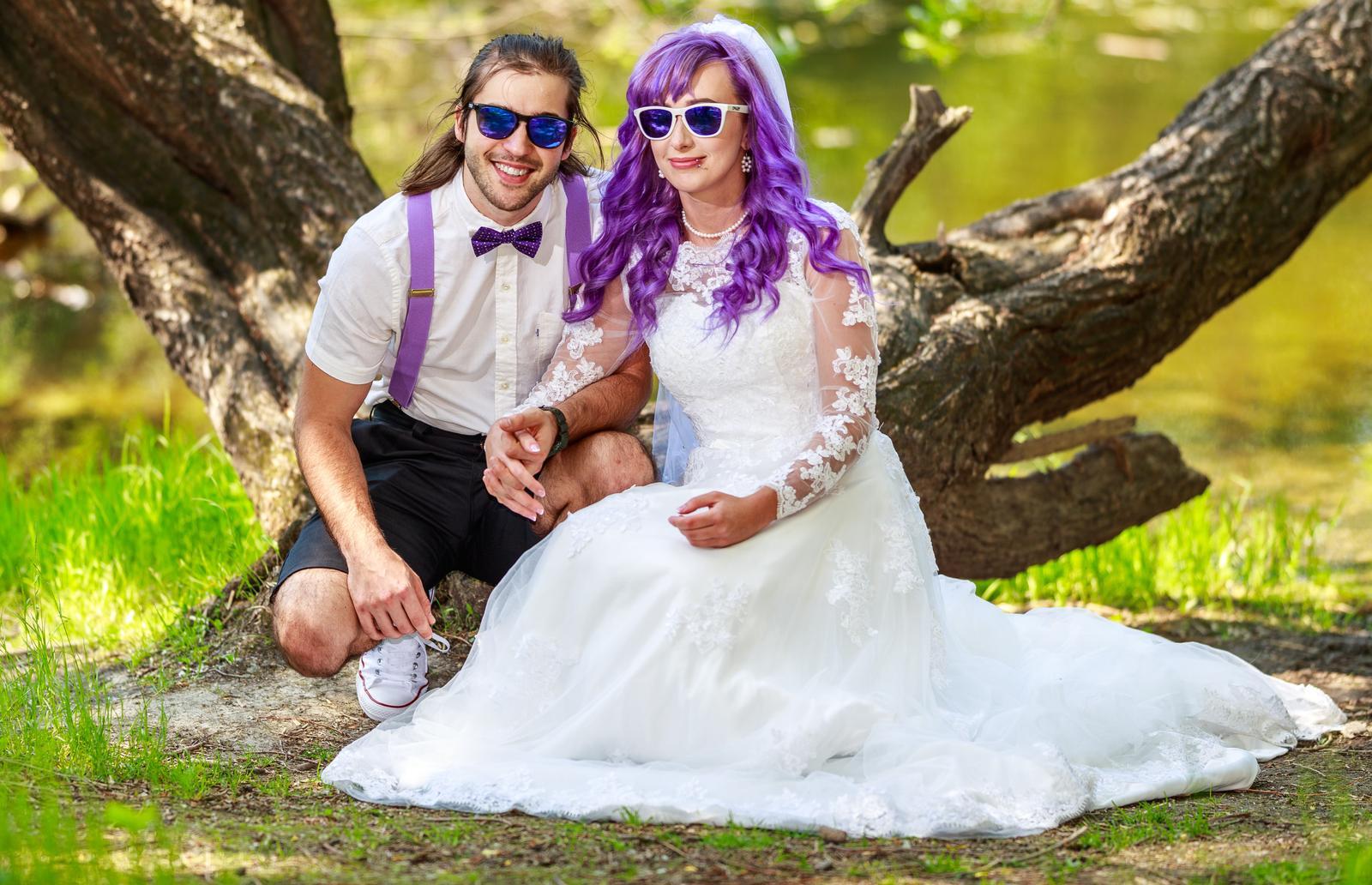 Nadherne svadobne saty - Obrázok č. 2