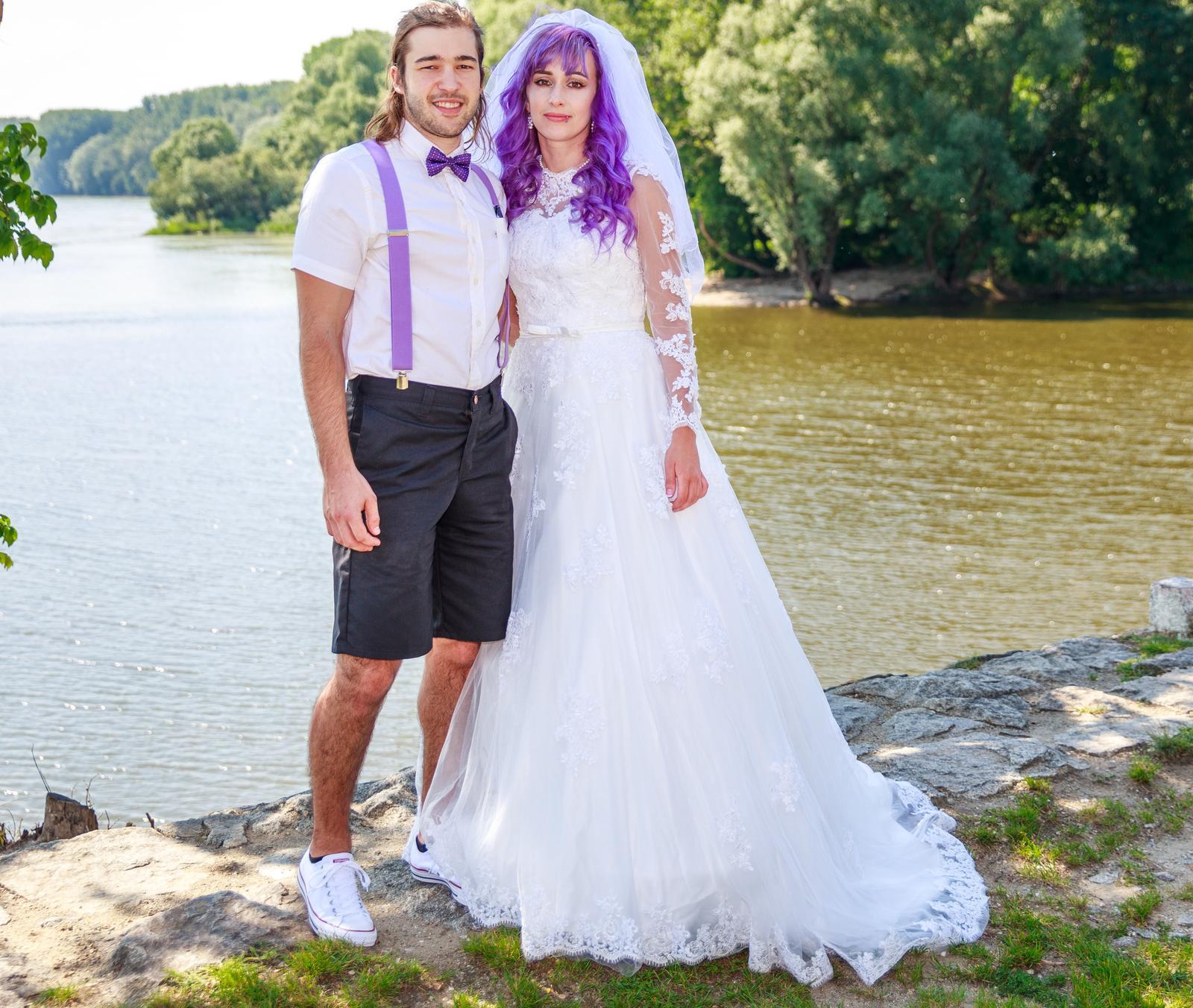 Nadherne svadobne saty - Obrázok č. 3