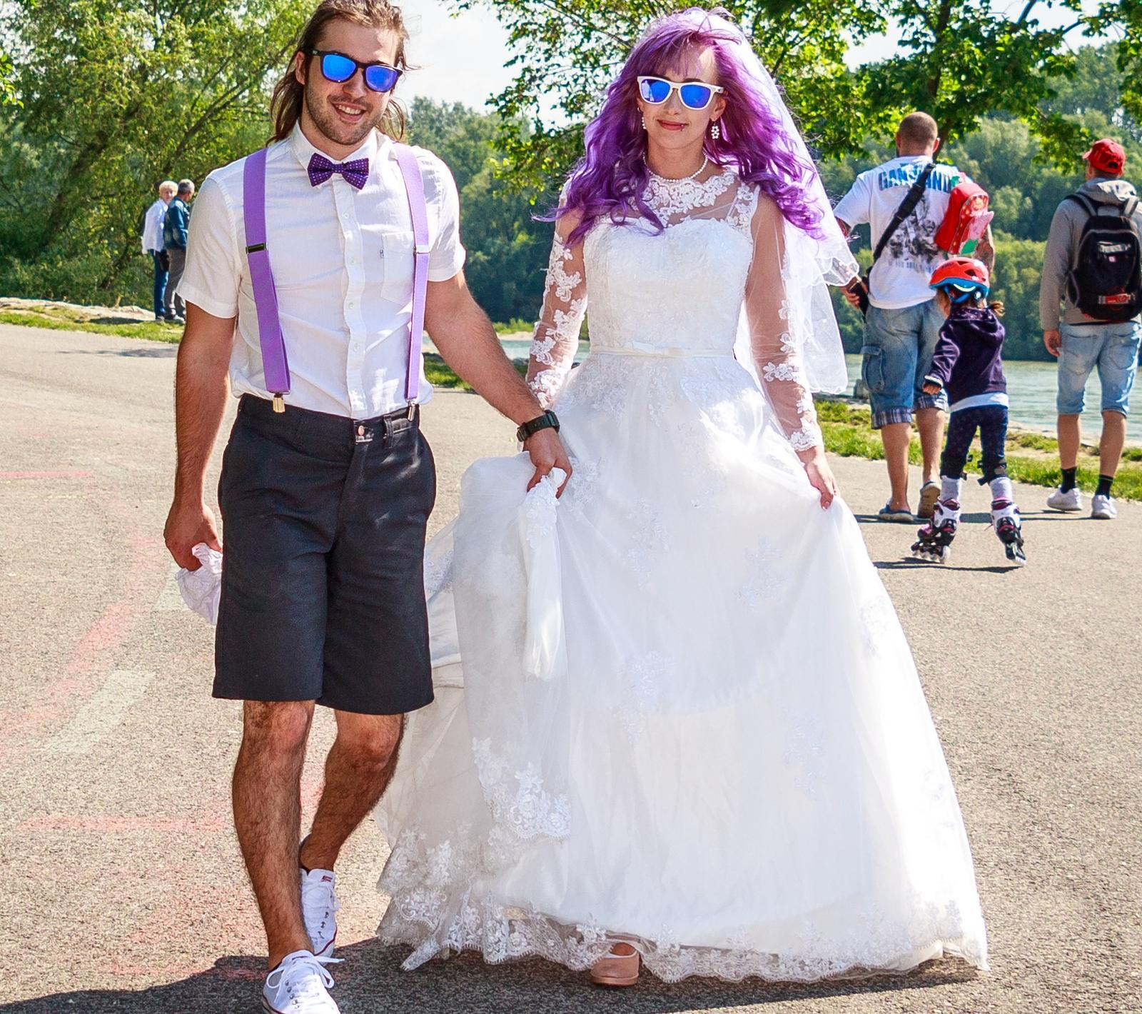 Nadherne svadobne saty - Obrázok č. 4