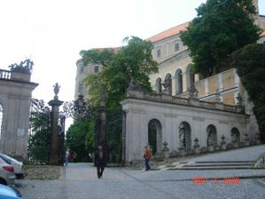 zamek Mikulov