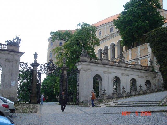 An&Rom 26.8. zamek Mikulov - zamek Mikulov