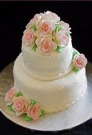 An&Rom 26.8. zamek Mikulov - rose cake