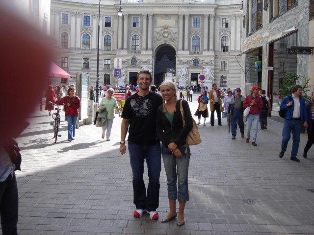 Andrea{{_AND_}}Roman - spolu ve Vidni a stastni