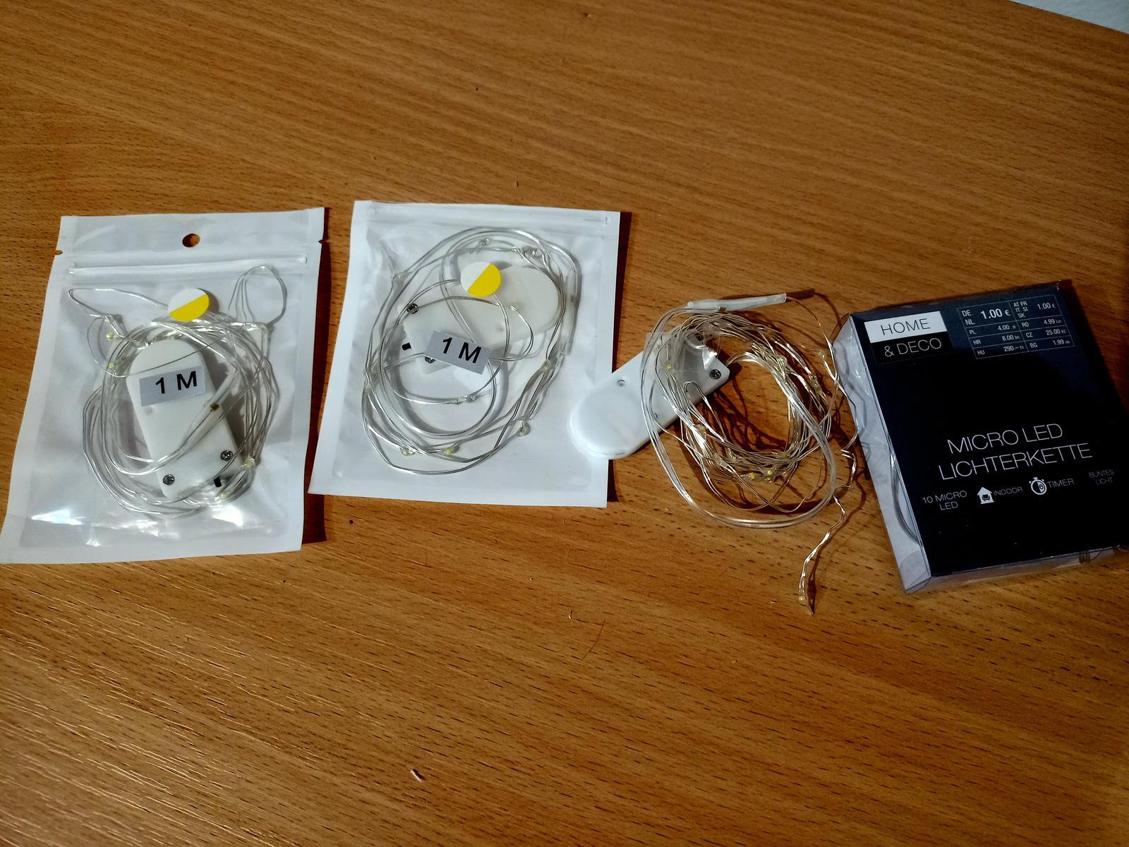 Světýlka na baterie - Obrázek č. 1