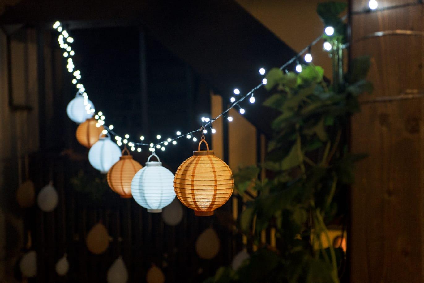 Svítící lampiony  - Obrázek č. 1