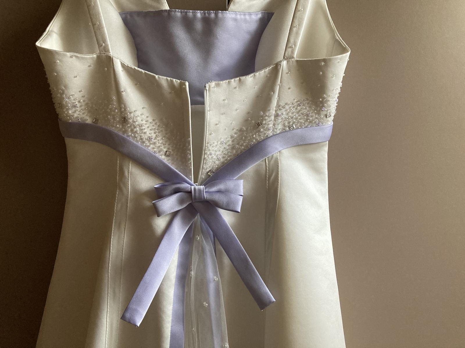 Prodám svatební šaty - Obrázek č. 4