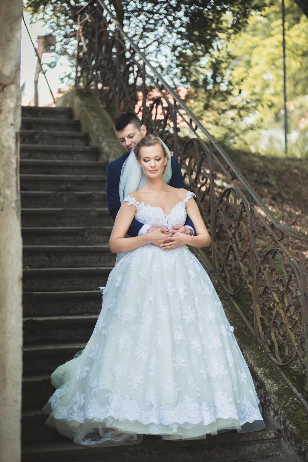Svadobné šaty Milla Nova Barbara - Obrázok č. 2
