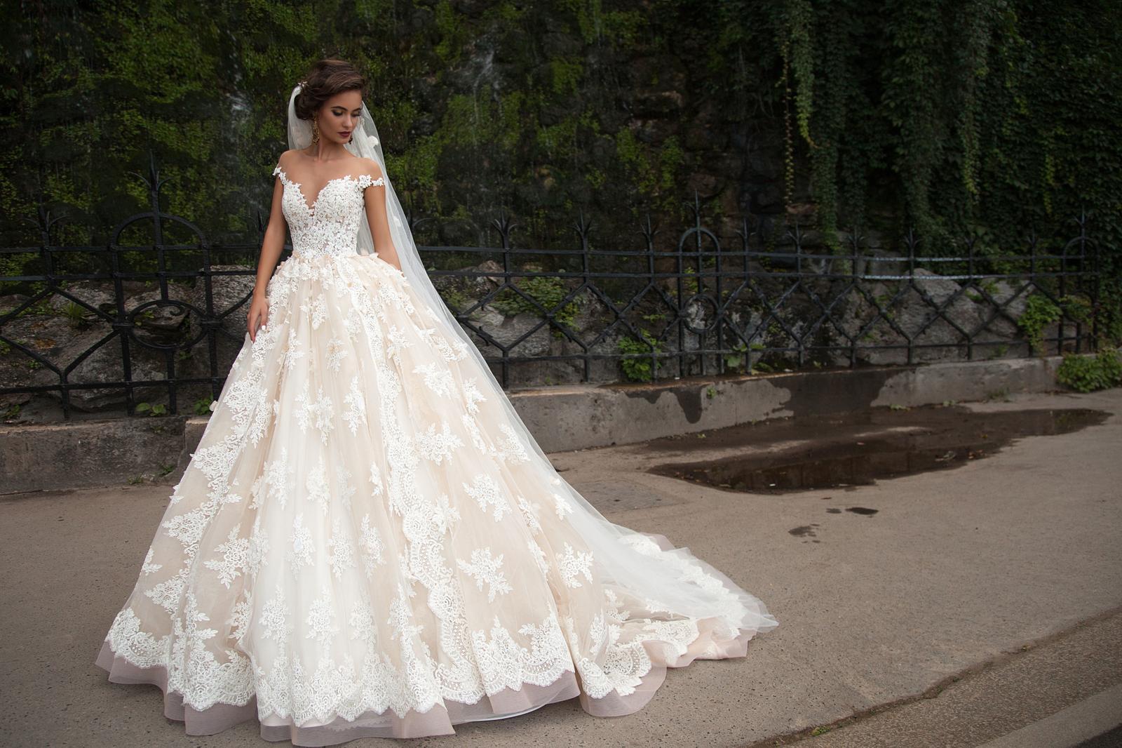 Svadobné šaty Milla Nova Barbara - Obrázok č. 1