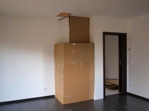 Moc nadšených reakcí tento krabicák opravdu nevyvolal, ale šlo nám o prostorovou představu.