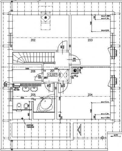 Stavíme s Rýmařovem - Podkroví - 3 pokoje, koupelna, šatna