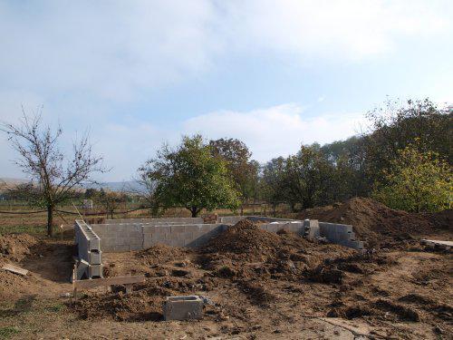 Stavíme s Rýmařovem - První polovina hotová