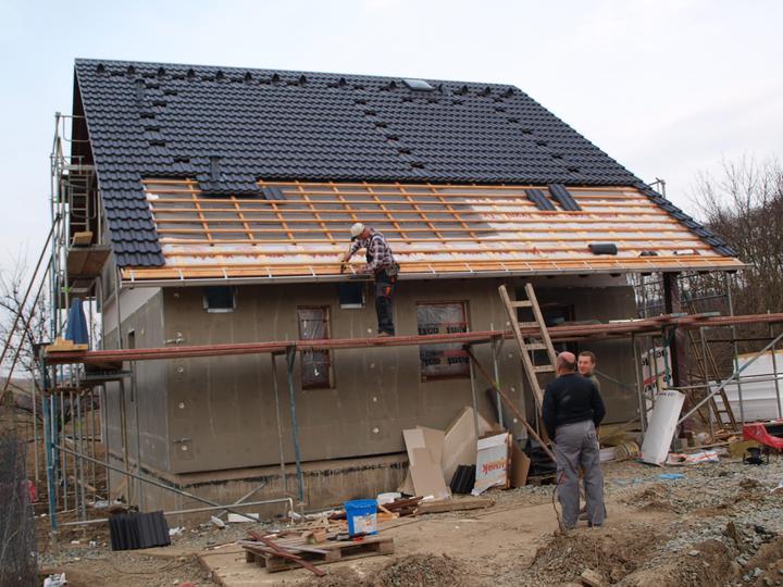 Stavba - 1. týden - Tomu říkám stavební dozor:)