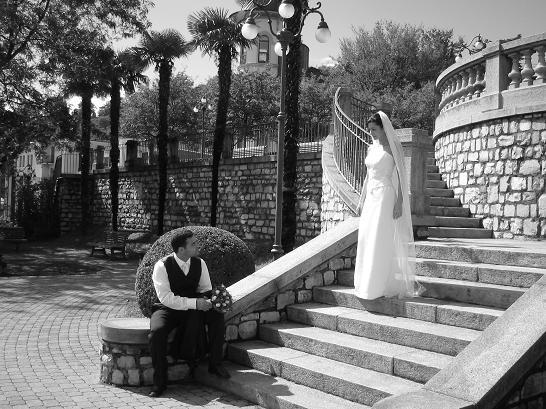 "Silvia{{_AND_}}Filippo - skusili sme si ich sami trochu upravit,kedze nas ""profi"" fotograf to nezvladlol..."