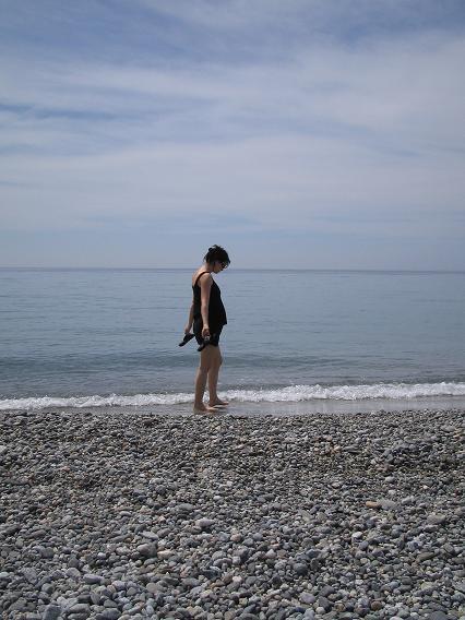 Silvia{{_AND_}}Filippo - 30.tt tehotenstva-na dovolenke u svokrovcov v Taliansku