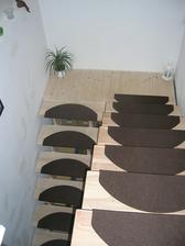 doladěné schodiště