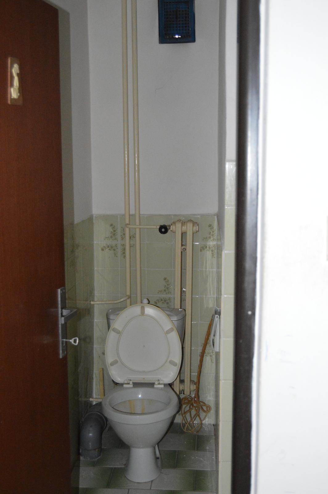 Naša rekonštrukcia - wc pred
