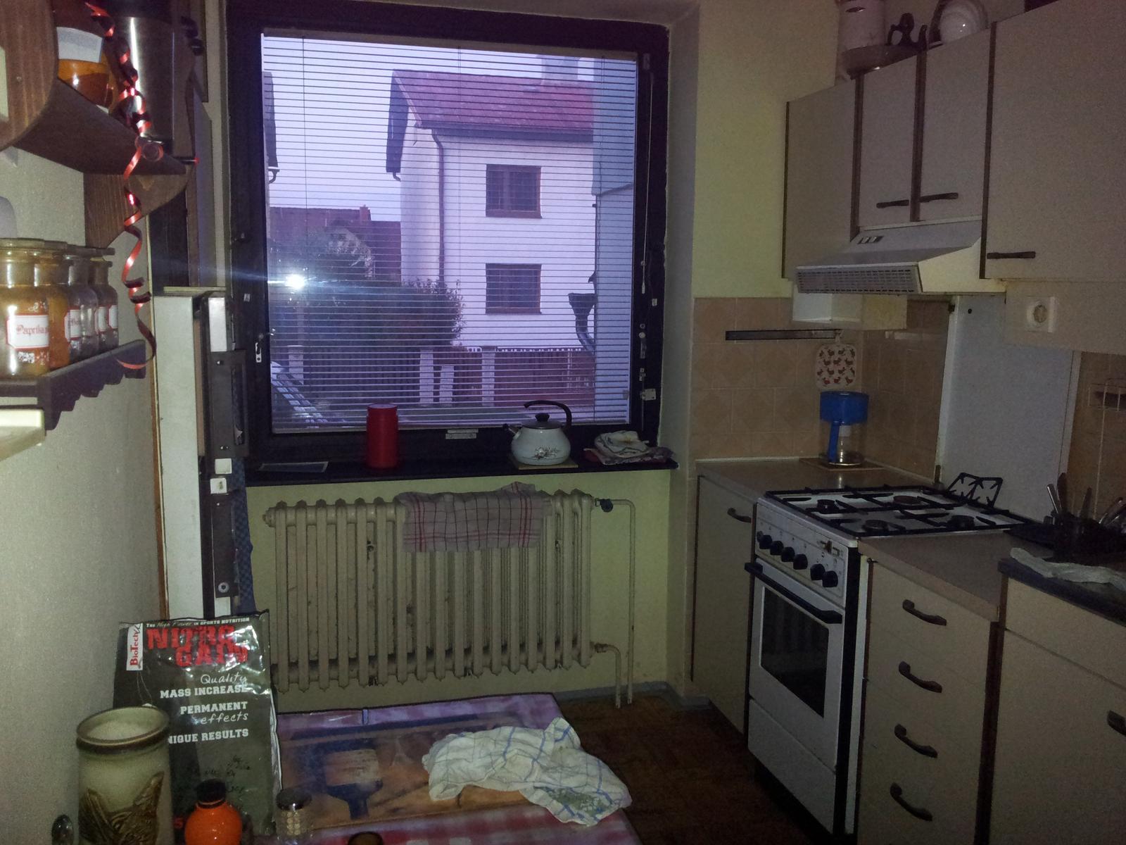 Naša rekonštrukcia - toto sa na moju kuchynu snov nepodobalo ani zdaleka