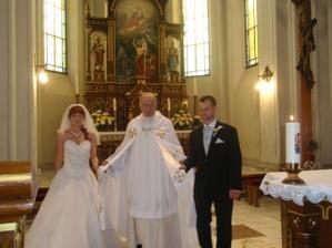 novomanželia Sovičoví  :))))