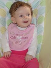 Adélka už má 3 měsíce:o)))