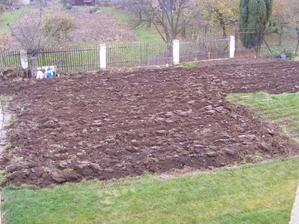 Zoraná zahrada
