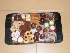 Moje letošní cukroví
