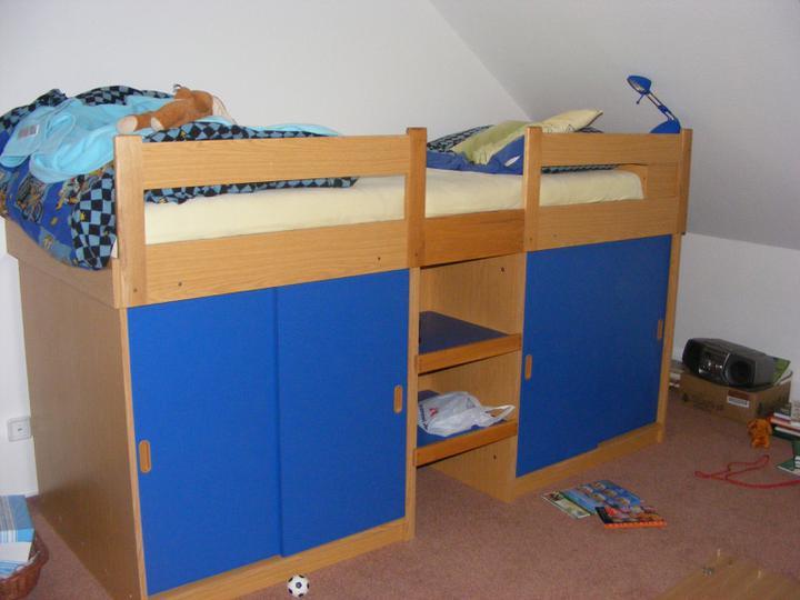 Zařizujeme NOVU 101 - synova postel
