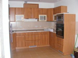 kuchyně - 2. část