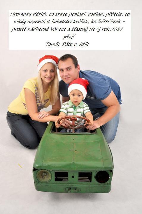 Patricie{{_AND_}}Georghe - Všem tady na beremese přejeme krásné Vánoce :)