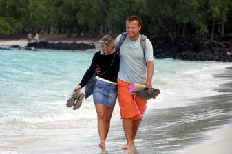 svadobna cesta - Mauritius
