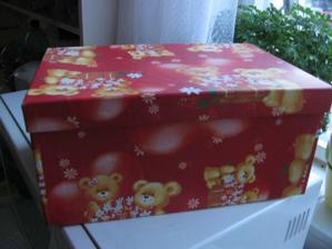 Krabice na přáníčka