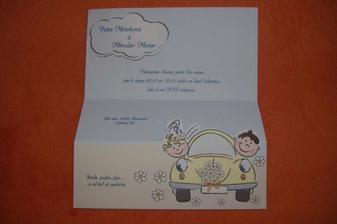 Svatební oznámko