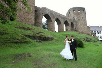 Procházka po hradě